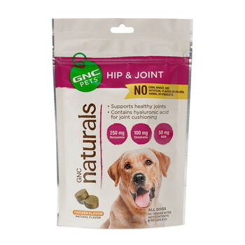 GNC Naturals - Hip & Joint - Chicken Flavor | GNC