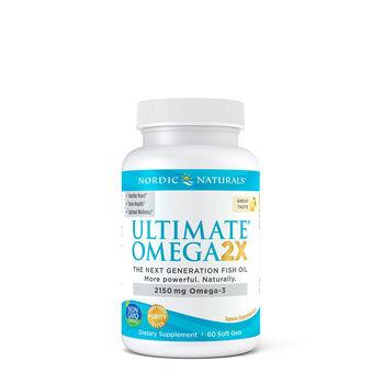 Ultimate Omega® 2X   GNC