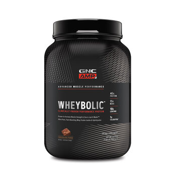 Wheybolic™ - Chocolate FudgeChocolate Fudge | GNC