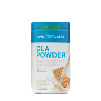 CLA Powder - Vanilla WaferVanilla Wafer | GNC