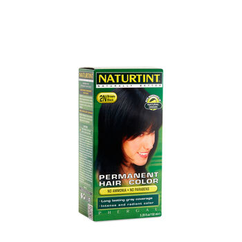 Permanent Hair Colorant 2N Brown-Black | GNC