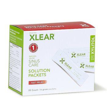 Xlear® Solution Packets | GNC