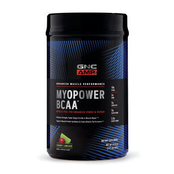 MYOPOWER BCAA™ - Cherry LimeadeCherry Limeade | GNC