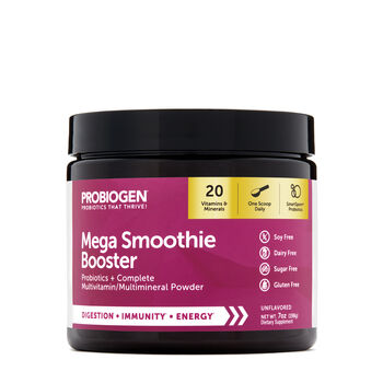 Mega Smoothie Booster | GNC