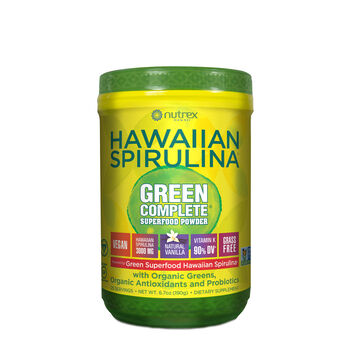 Green Complete Superfood Powder - Natural Vanilla | GNC