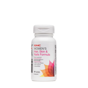 Women's Hair, Skin & Nails Formula | GNC