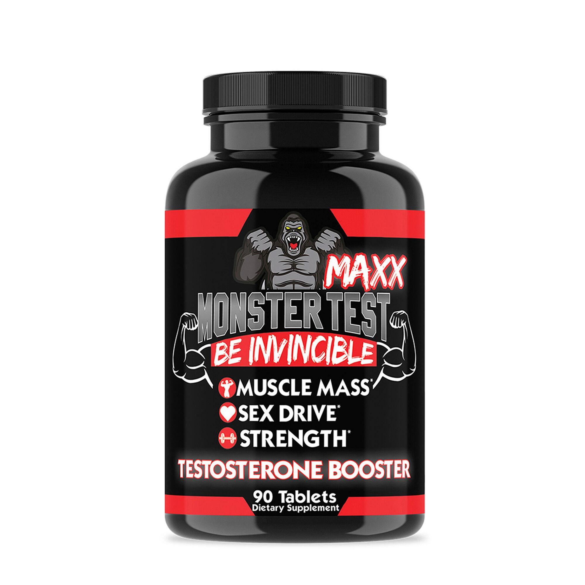 Monster Test MAXX GNC