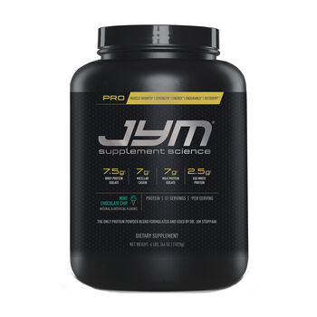 Pro Jym Protein - Mint Chocolate ChipMint Chocolate Chip | GNC