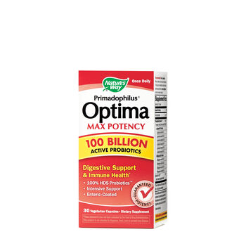 Primadophilus® Optima  - Digestive Support & Immune Health | GNC