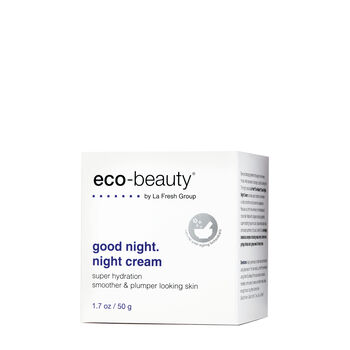 Eco-Beauty® Good Night. Night Cream | GNC