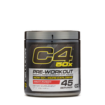 C4® 50x - Fruit PunchFruit Punch | GNC