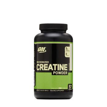 90bd43880 Optimum Nutrition Micronized Creatine Powder