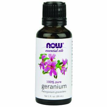 100% Pure Geranium Oil | GNC