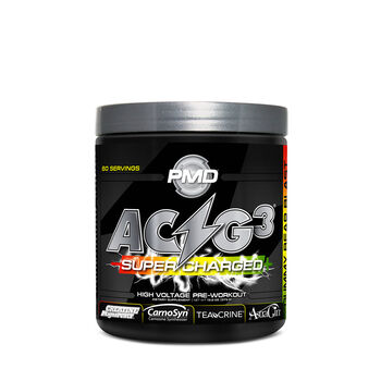 ACG3® Supercharged- Gummy Bear Blast | GNC