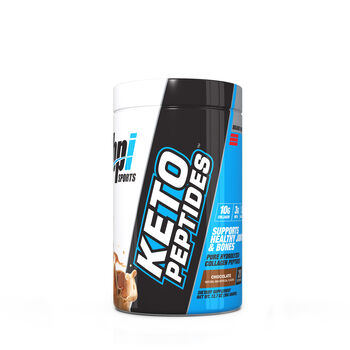 BPI SPORTS Keto Peptides - Chocolate | GNC