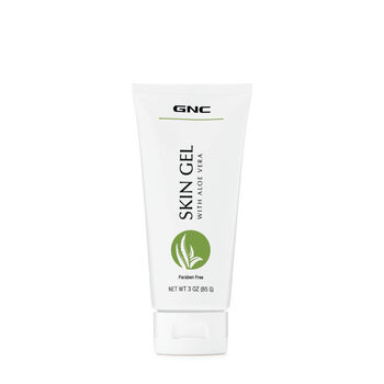 Skin Gel with Aloe Vera | GNC