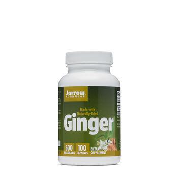 Ginger 500 MILLIGRAMS | GNC