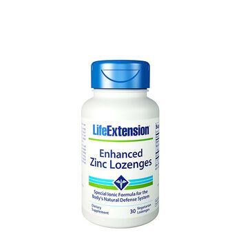 Enhanced Zinc Lozenges | GNC