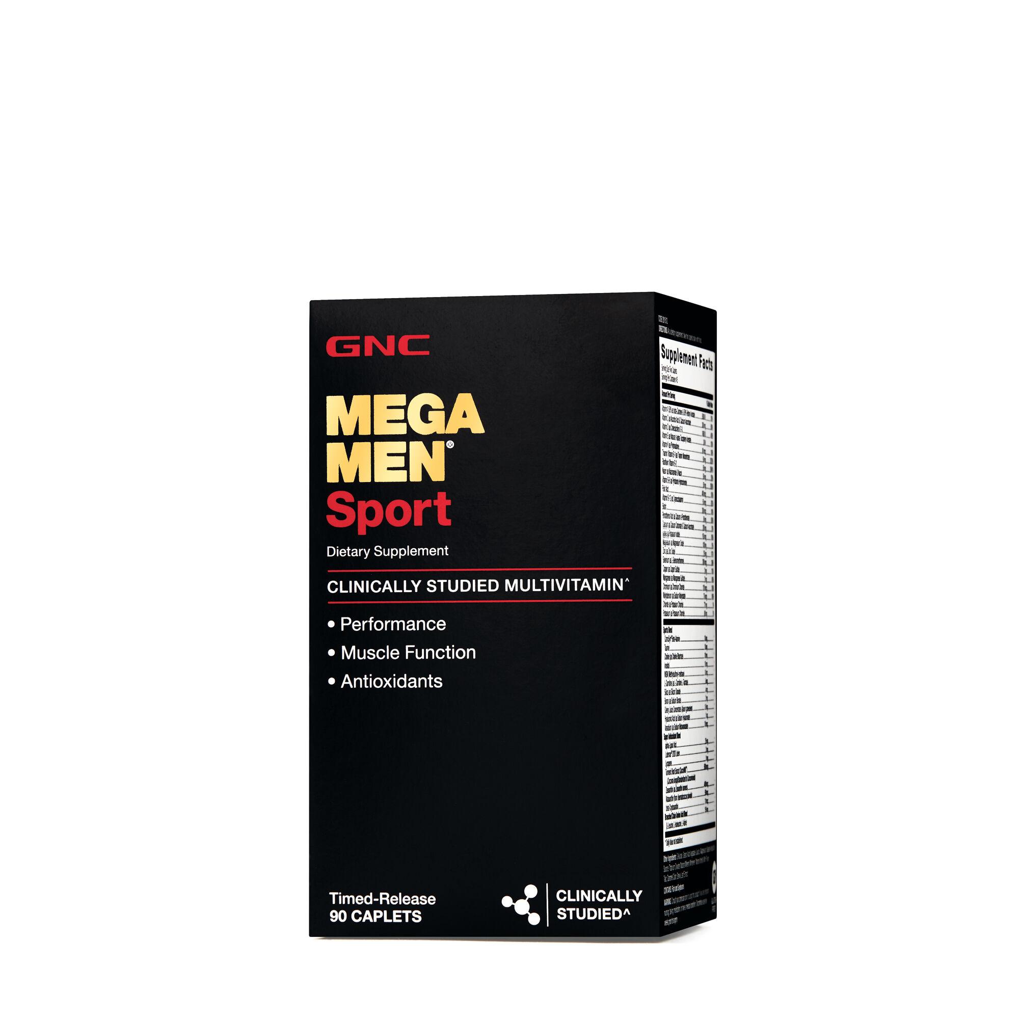 Mega Men Sport