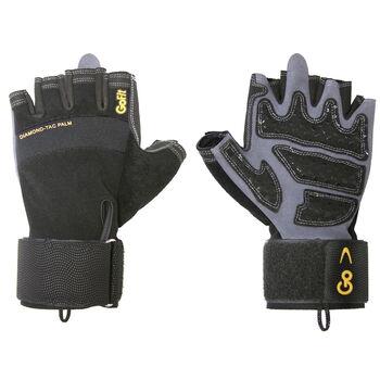 Diamond-Tac Wrist Strap Weightlifting Glove - MediumMedium | GNC