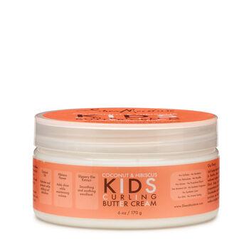 Coconut & Hibiscus Kids Curling Butter Cream | GNC