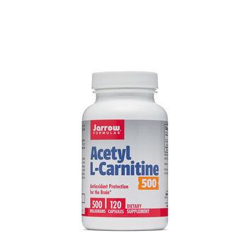 Acetyl L-Carnitine 500 | GNC