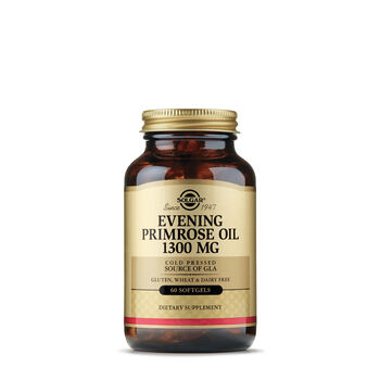 Evening Primrose Oil 1300mg | GNC