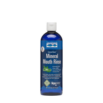 Mineral Mouth Rinse | GNC