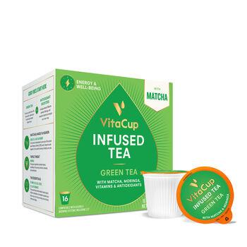 Vitamin Infused Pods - Green Tea | GNC