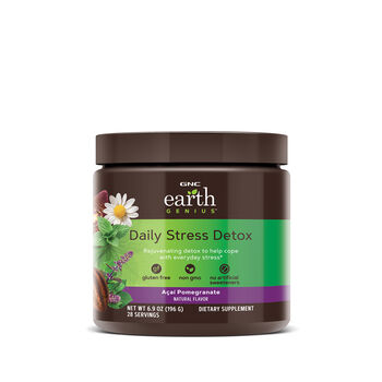 Daily Stress Detox - Acai Pomegranate (California Only) | GNC