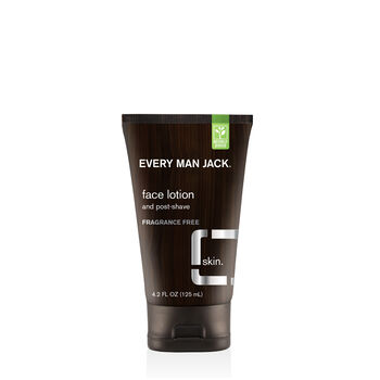 Face Lotion and Post-Shave | GNC