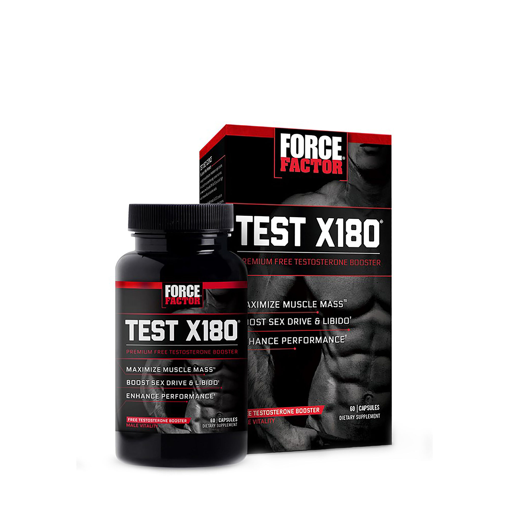 Force Factor® Test X180™