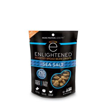Roasted Broad Bean Crisps - Sea SaltSea Salt   GNC