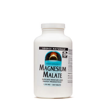 Magnesium Malate 1250 mg. | GNC