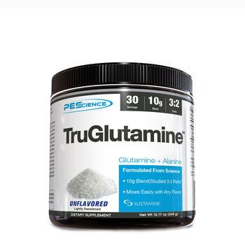 Superior Essentials TruGlutamine™ - Unflavored Lightly Sweetened   GNC