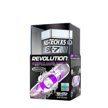 Mass-Tech® X5 XS-7® Revolution | GNC