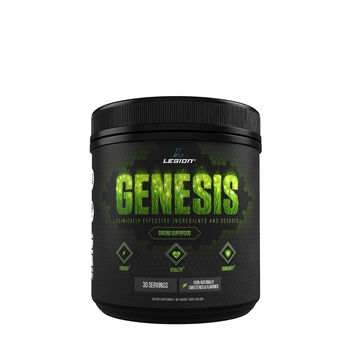 Legion 174 Genesis Greens Superfood Gnc