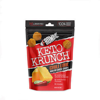 Keto Krunch - Chili LimeChili Lime | GNC