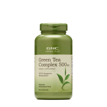 Green Tea Complex 500 mg | GNC