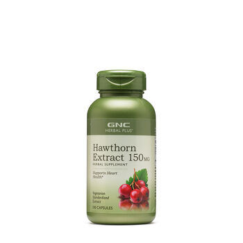 Hawthorn Extract 150mg | GNC