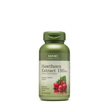 Hawthorn Extract 150mg   GNC