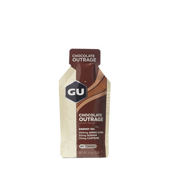 Energy Gel - Chocolate OutrageChocolate Outrage | GNC