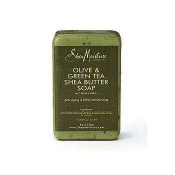 Olive & Green Tea Shea Butter Soap with Avocado | GNC