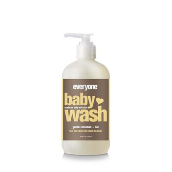 Baby Wash - Gentle Calendula and Oat | GNC