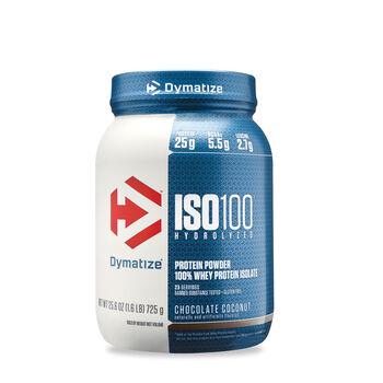 ISO100® - Chocolate CoconutChocolate Coconut | GNC