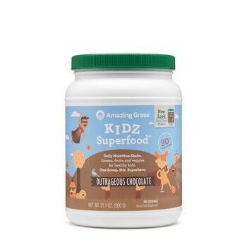 KIDZ Superfood® - Outrageous ChocolateOutrageous Chocolate | GNC