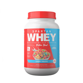 Spartan Whey - Loopy FruitsLoopy Fruits | GNC
