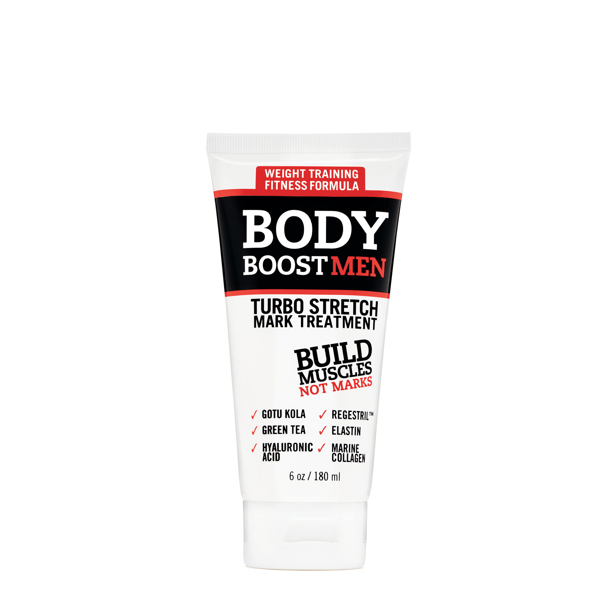 Body Boost Men Turbo Stretch Mark Treatment Gnc