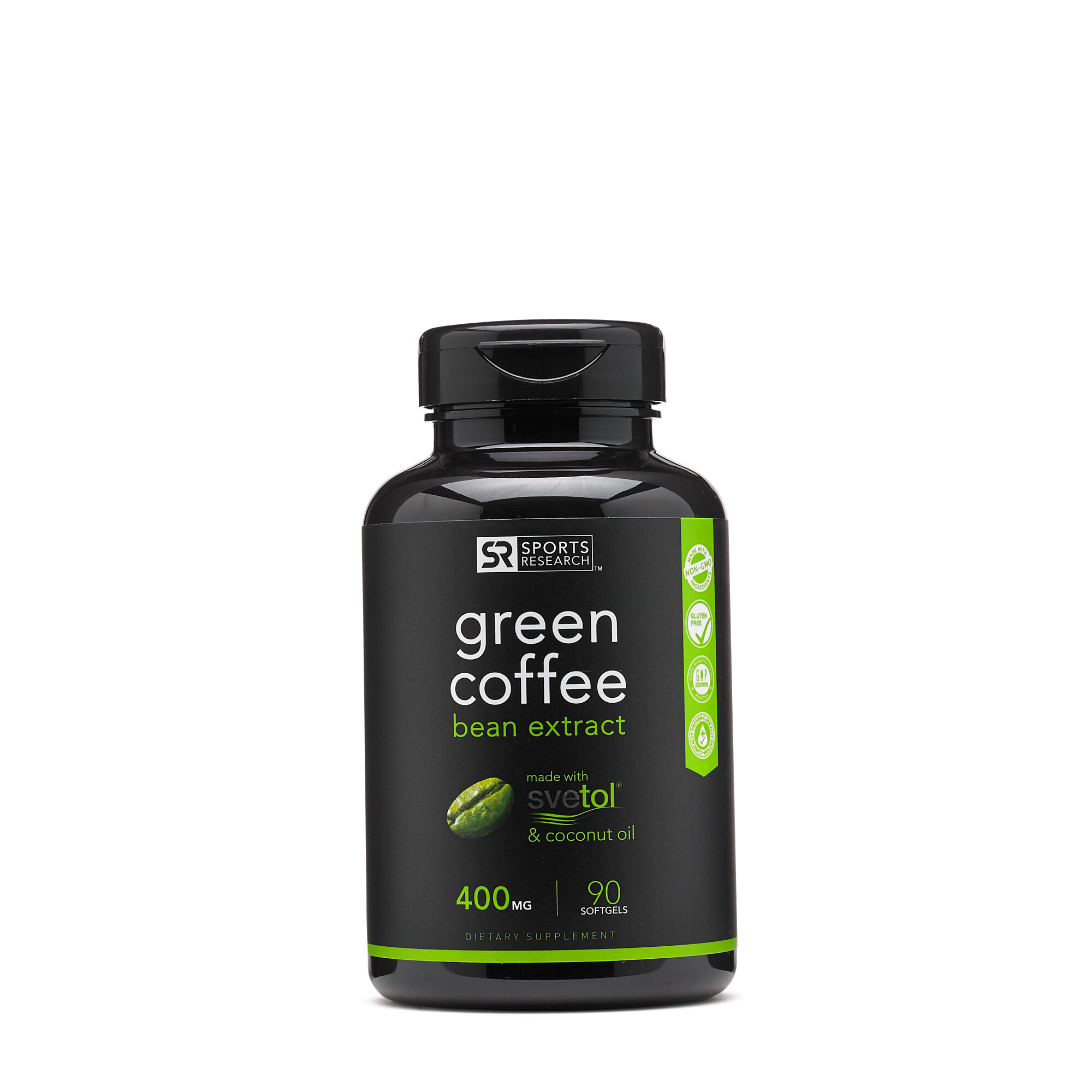 Sports Research Green Coffee Bean Extract Gnc