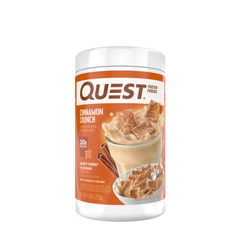 Protein Powder - Cinnamon CrunchCinnamon Crunch | GNC